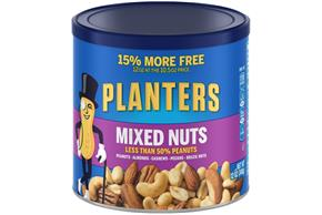 PLANTERS® Mixed Nuts 12 oz