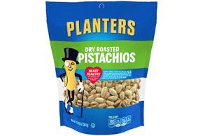 PLANTERS Dry Roasted Pistachios 12.75 oz