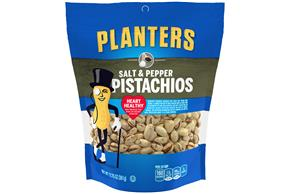PLANTERS Salt & Pepper Pistachios 12.75 oz