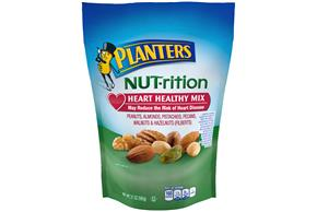 PLANTERS NUT-rition Heart Healthy Mix 21 oz