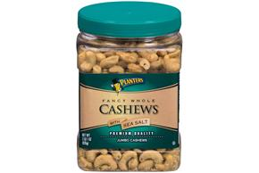 PLANTERS Fancy Cashews 33 oz