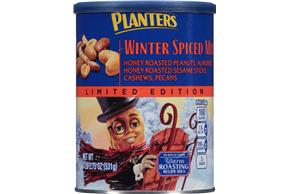 PLANTERs Winter Spiced Mix 18.75 oz