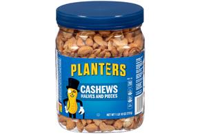 PLANTERS® Cashew Halves & Pieces 26 oz