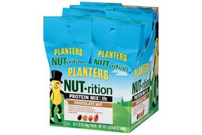 Planters NUT-trition Chocolate Nut Sustaining Energy Mix 12-1.72 oz. Packs