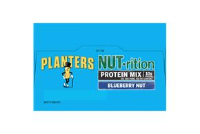 PLANTERS Nut-rition Blueberry Nut Protein Mix 9 oz