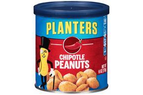 PLANTERS Chipotle Peanuts 6 oz