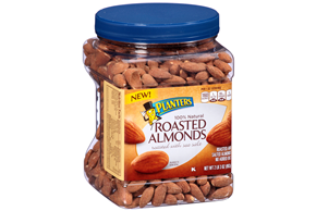 PLANTERS Roasted Almonds 35 oz