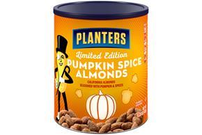PLANTERS Pumkin Spice Almonds 15.25 oz