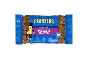 Planters Pecan Halves 6 Oz