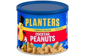 PLANTERS® Lightly Salted Cocktail Peanuts 12 oz