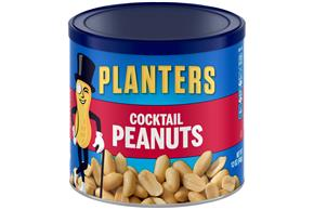 PLANTERS Cocktail Peanuts 12 oz