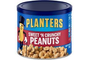 PLANTERS® Sweet 'N Crunchy Peanuts 10 oz