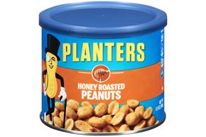 PLANTERS® Honey Roasted Peanuts 12 oz