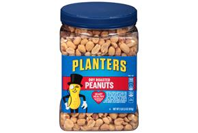 PLANTERS® Dry Roasted Peanuts 34.5 oz