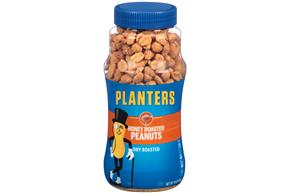 PLANTERS Honey Roasted Peanuts 16 oz