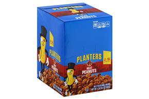 Planters Heat Peanuts 18-1.75 oz. Bags