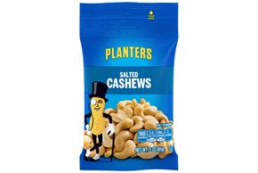 PLANTERS Cashews 3 oz