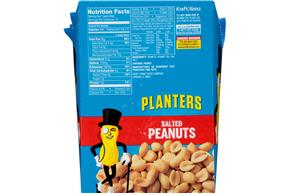 Planters Salted Peanuts 18-1.75 oz. Bags