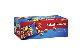 Planters Salted 1 Oz Peanuts 24 Ct Box
