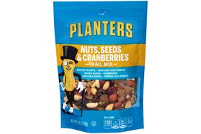 PLANTERS Nuts, Cranberries, and Seeds Trail Mix 7 oz