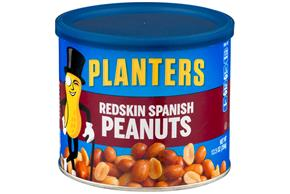 PLANTERS Spanish Redskin Peanuts 12 oz