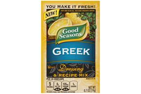 Good Seasons Greek Dressing & Recipe Mix 0.7 oz. Packet