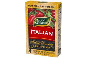 Good Seasons Italian All Natural  Salad Dressing & Recipe Mix 2.8 Oz Box