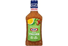 Kraft Viva Italian Dressing 16 fl. oz. Bottle