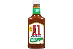 A 1 Garlic & Herb Marinade 16 Fl Oz Squeeze Bottle