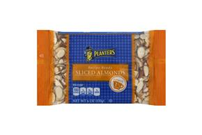 Planters® Sliced Almonds 6 Oz