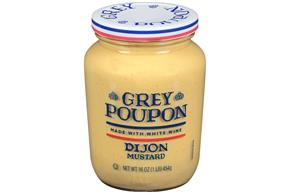 Grey Poupon Dijon Mustard 16 Oz Jar