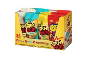 Corn Nuts Crunchy Corn Snack Variety Pack 24-1.7 oz. Packs