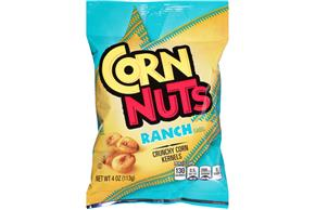 Corn Nuts Ranch Crunchy Corn Kernels 4 oz. Bag