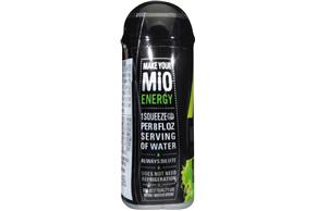 MiO Energy Green Thunder Liquid Water Enhancer 1.62 fl. oz. Bottle