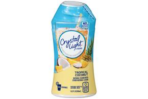 CRYSTAL LIGHT Tropical Coconut Liquid Drink Mix 1.62 oz. Bottle