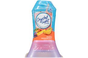 CRYSTAL LIGHT Mango Passion Fruit Liquid Drink Mix 1.62 oz. Bottle