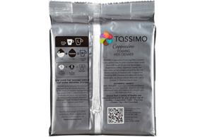 Tassimo Cappuccino Foaming Milk Creamer T Discs 8 ct Bag