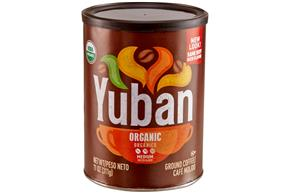 Yuban Organic Medium Roast Coffee 11 Oz Canister