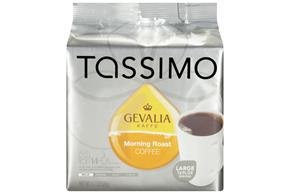 Tassimo Gevalia Morning Roast Coffee 14 Ct