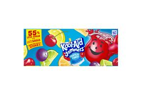 Kool-Aid Jammers Tropical Punch 10-6 fl oz. Pouches