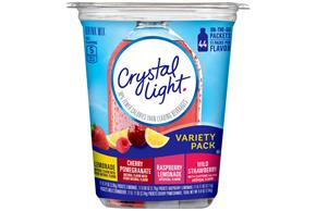 Crystal Light On The Go Variety Pack - 44 Pk