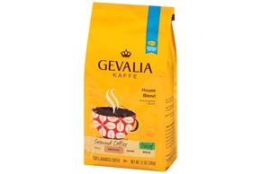 Gevalia Decaf House Blend Ground Coffee 12 oz. Bag