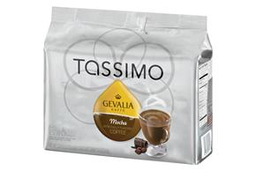 TASSIMO GEVALIA T DISC COFFEE-GROUND  MOCHA
