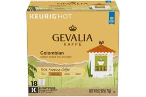 Gevalia Colombia Coffee 6.20 oz. Box