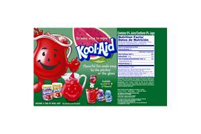 Kool-Aid Jammers Watermelon 10-6 fl oz. Pouches
