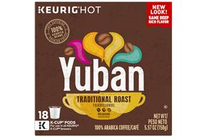 Yuban Gold Original Coffee K-Cup® Packs 18 ct Box