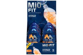 MiO Fit Orange Liquid Water Enhancer 6-1.08 fl. oz. Bottles