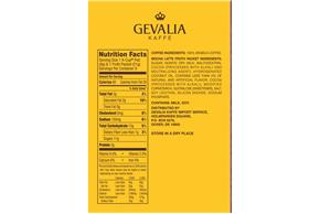 Gevalia Mocha Latte 2.46 oz. 9CT Box