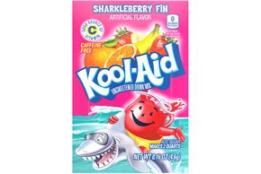 Kool-Aid Sharkleberry Fin Drink Mix 0.16 Oz. Packet