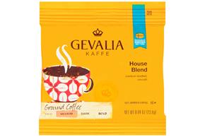 Gevalia House Blend Ground Coffee 0.84 oz. Bag
